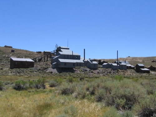 Bodie StampMill