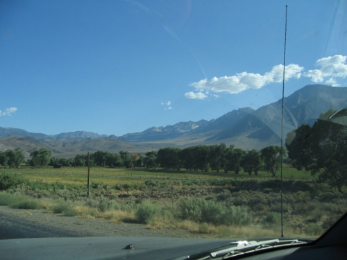 Eastern Sierra Nevada 1