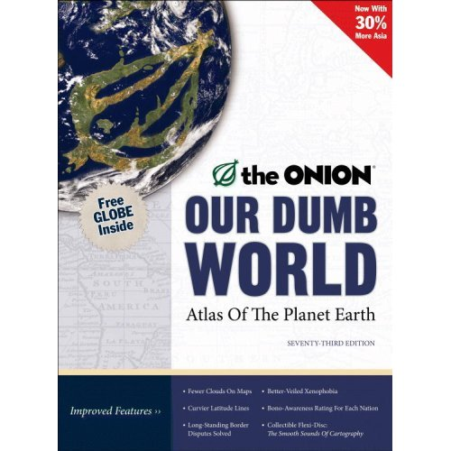 Our Dumb World Cover