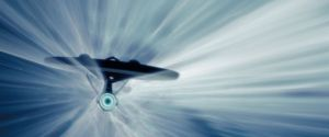 Really? Big, new, expensive ship like that and it rocks back-and-forth in flight? ( (c) Paramount)